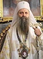 His Holiness Patriarch Porfirije